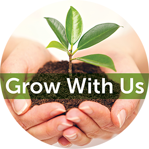 grow with us